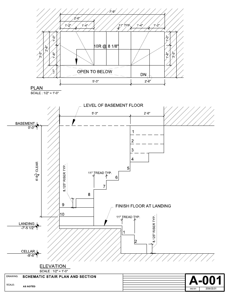 Drawing fire escape stair dimensions visit deck railing http awoodrailing com winder