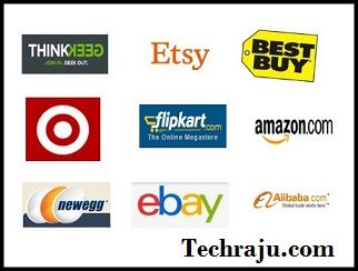 Top 10 Best/Most Popular Online Shopping Sites in The