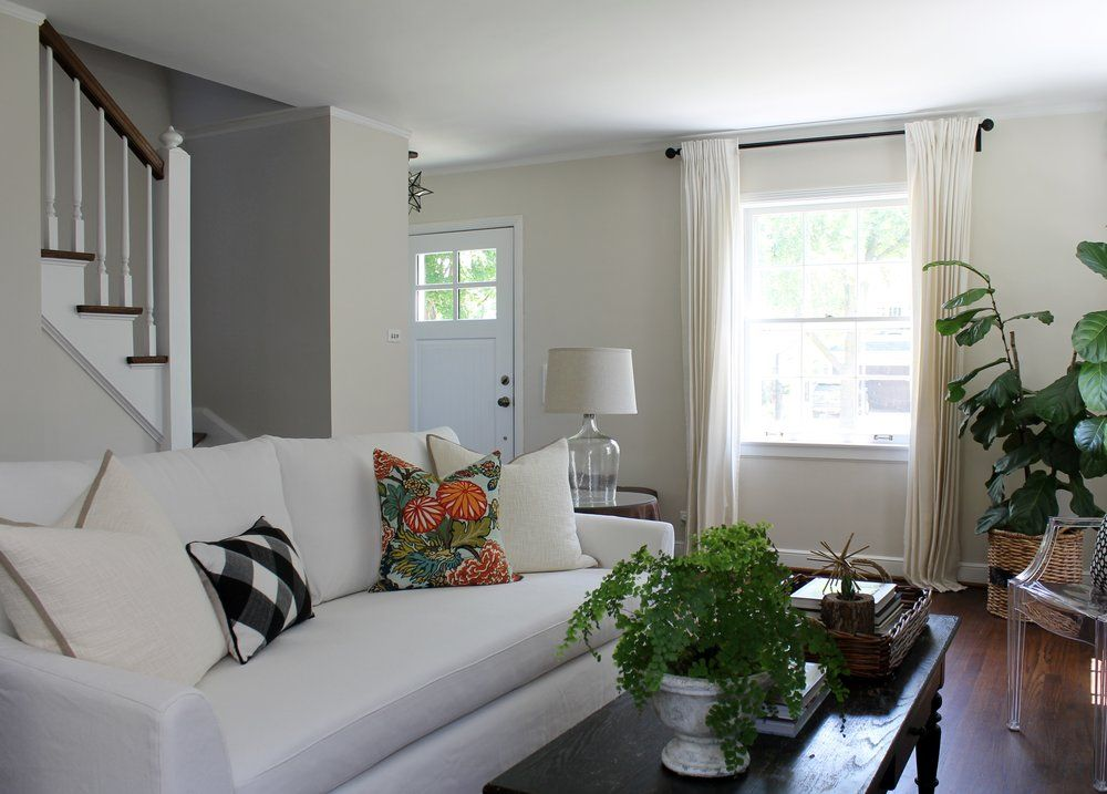 Small Home Style Cape Cod Chicago Home Tour Small Space Living