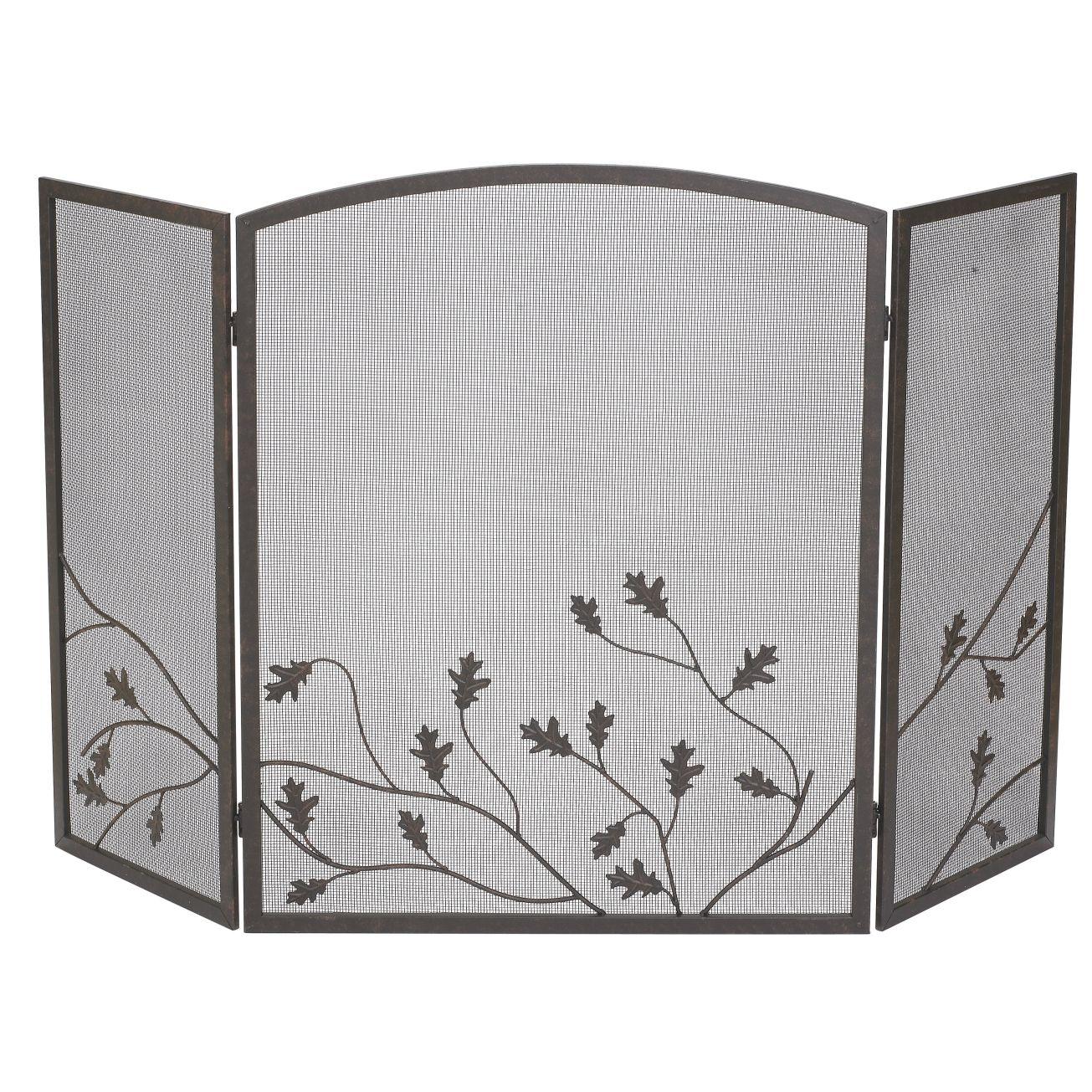 country fireplace soul marcus panel off vintage screen tole white by french neiman antique intelligent iron distressed design pin