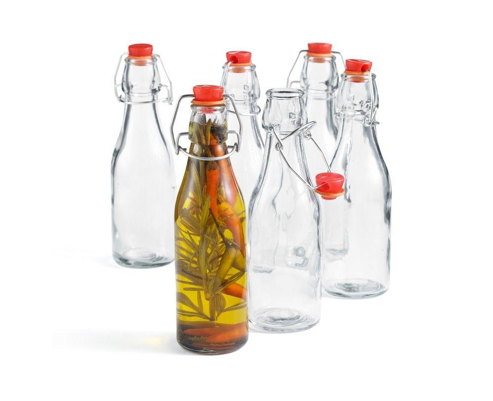 Roma Glass Bottles - Pantry - Kitchen & Food Prep | Stokes Inc ...
