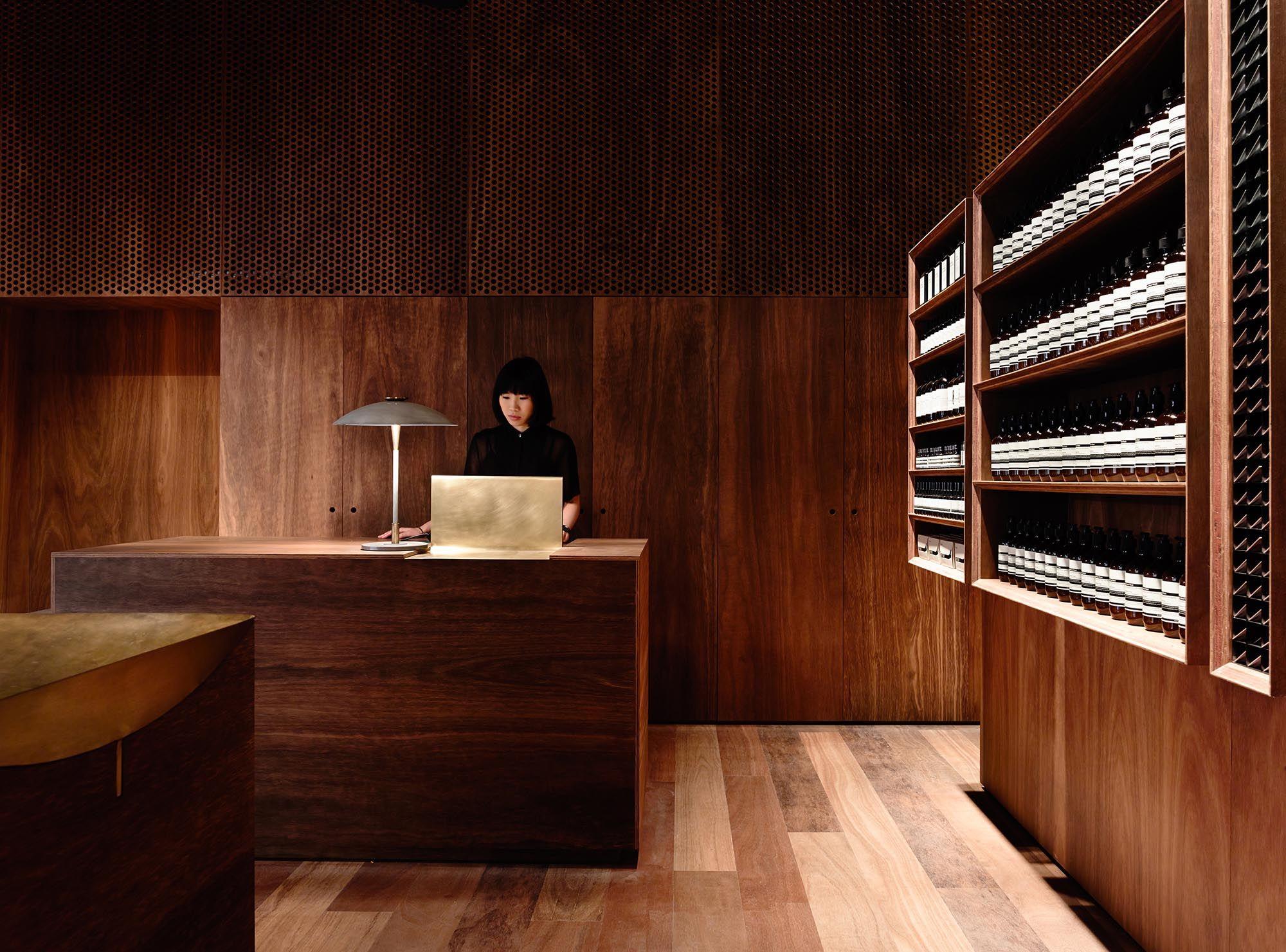 Aesop Emporium Kerstin Thompson Architects Aesop store