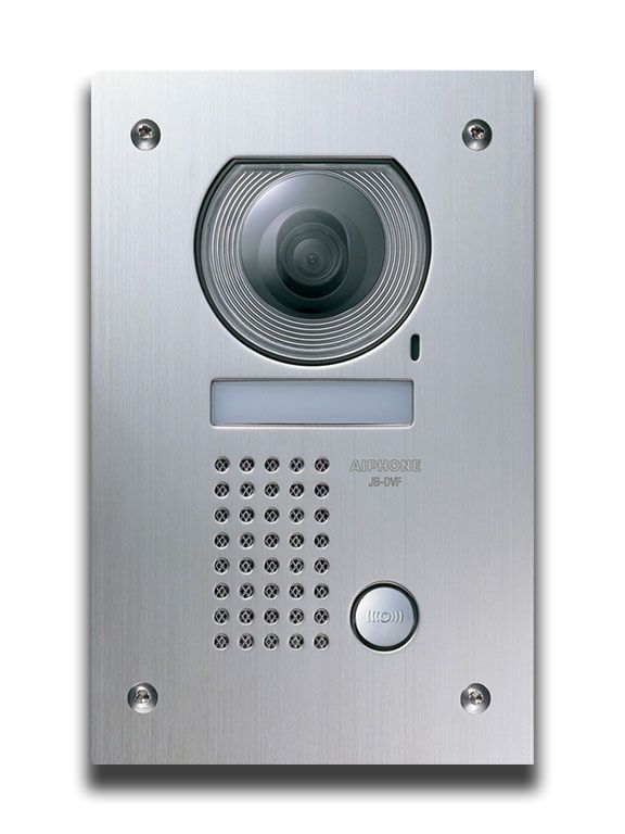 Picking the perfect intercom system home security ideas for Front door video intercom