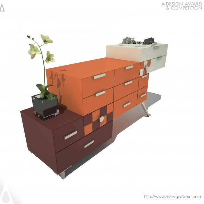 A' Design Award and Competition - Images of Dog-Commode by Viktor Kovtun