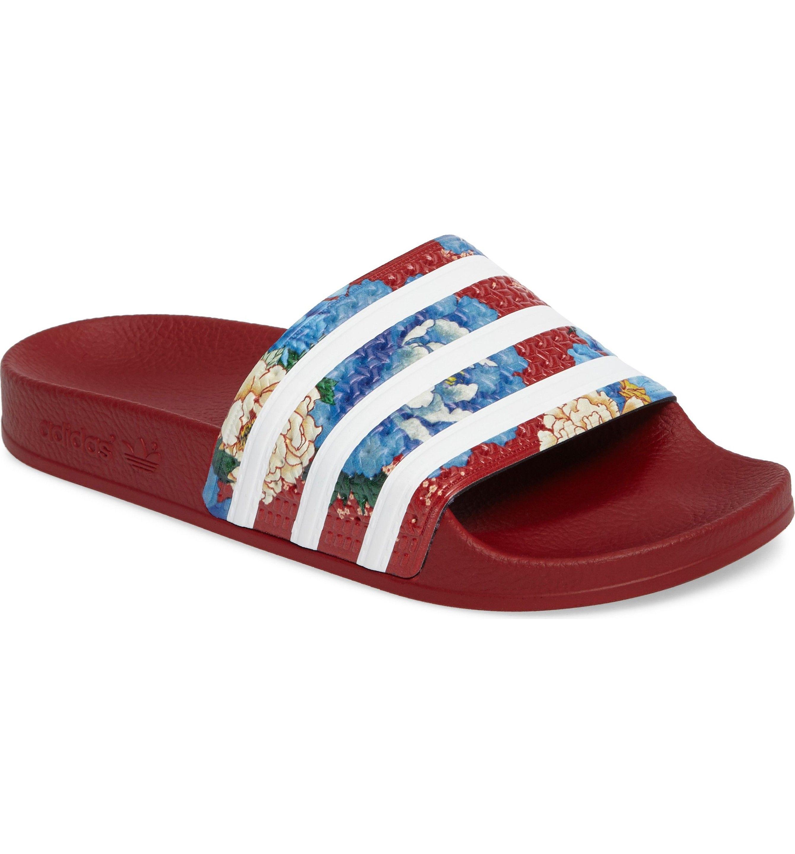 0c8021f8258c2 adidas  Adilette  Slide Sandal (Women)