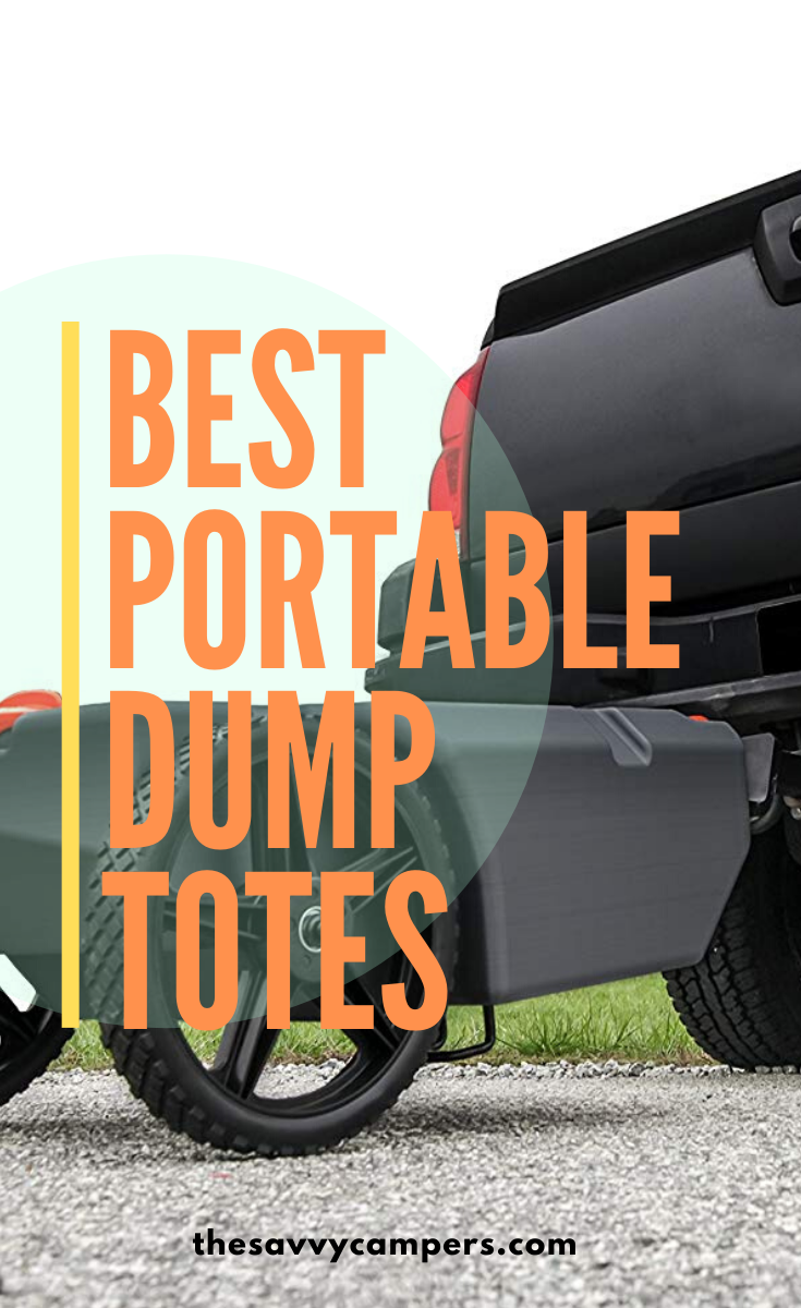 Best Portable Dump Totes Reviewed in 2020 Best travel