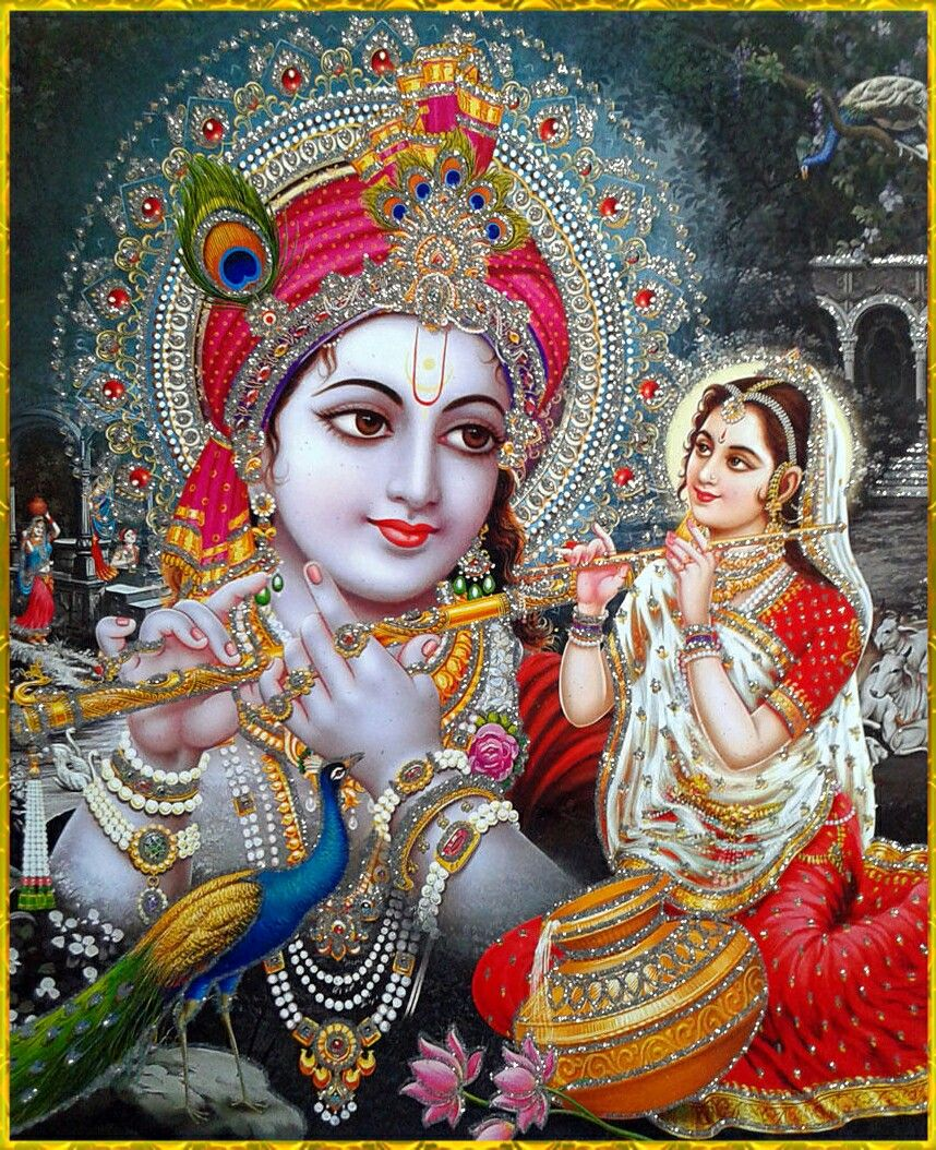Uncategorized beautiful radha krishna hd wallpaper shri krishna and radha rani beautiful lighting effects hd wallpaper - Radha Krishna
