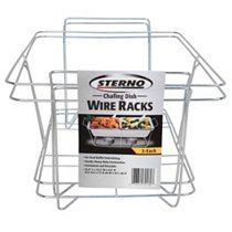 Member S Mark Chafing Dish Wire Rack 2 Pk Chafing Dishes Dishes Wire Racks