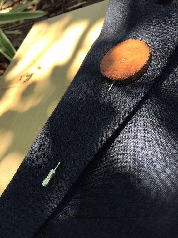 Items Similar To Tie Clip Bar Handmade   Exotic Hawaiian Tamarind Wood    Tack Bar Wooden Monogram Wedding On Etsy