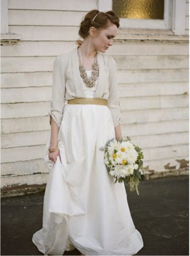 Wearing A Sweater Cardigan Can Be Cute And Still Cly With Wedding Dress It Is Your Day Make Own