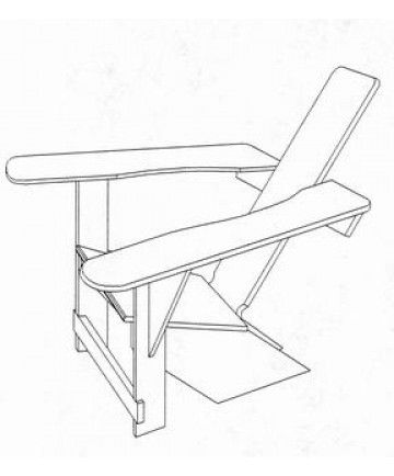 Westport Chair Plan - got the plans in long ago Time to make them