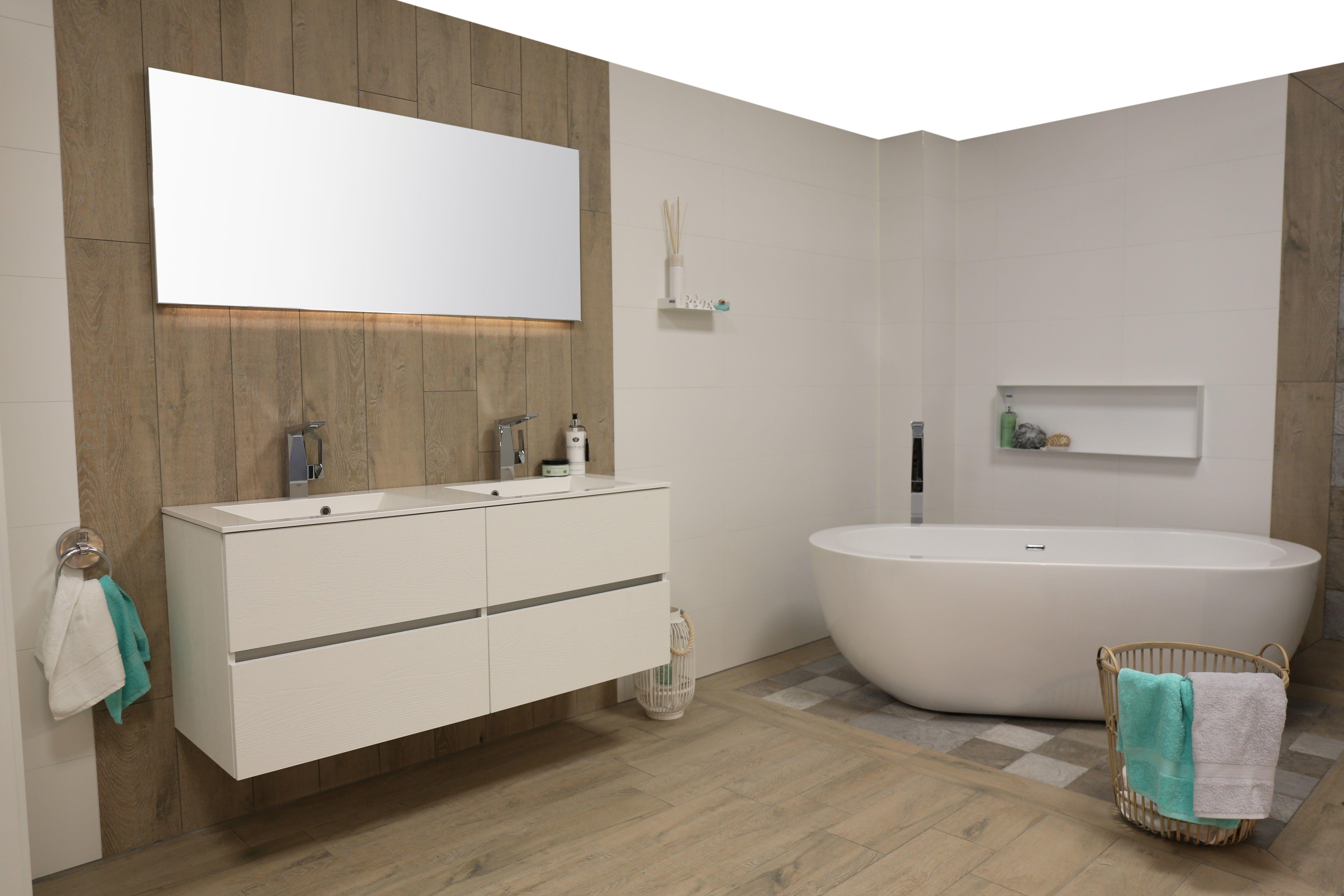 Meubels Nieuw Vennep : Prachtige badkameropstelling bij tegelsenmeer in nieuw vennep