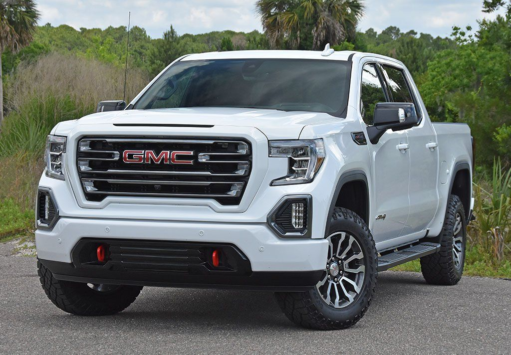 2019 Gmc Sierra At4 Review Test Drive Gmc Sierra Gmc Gmc Trucks