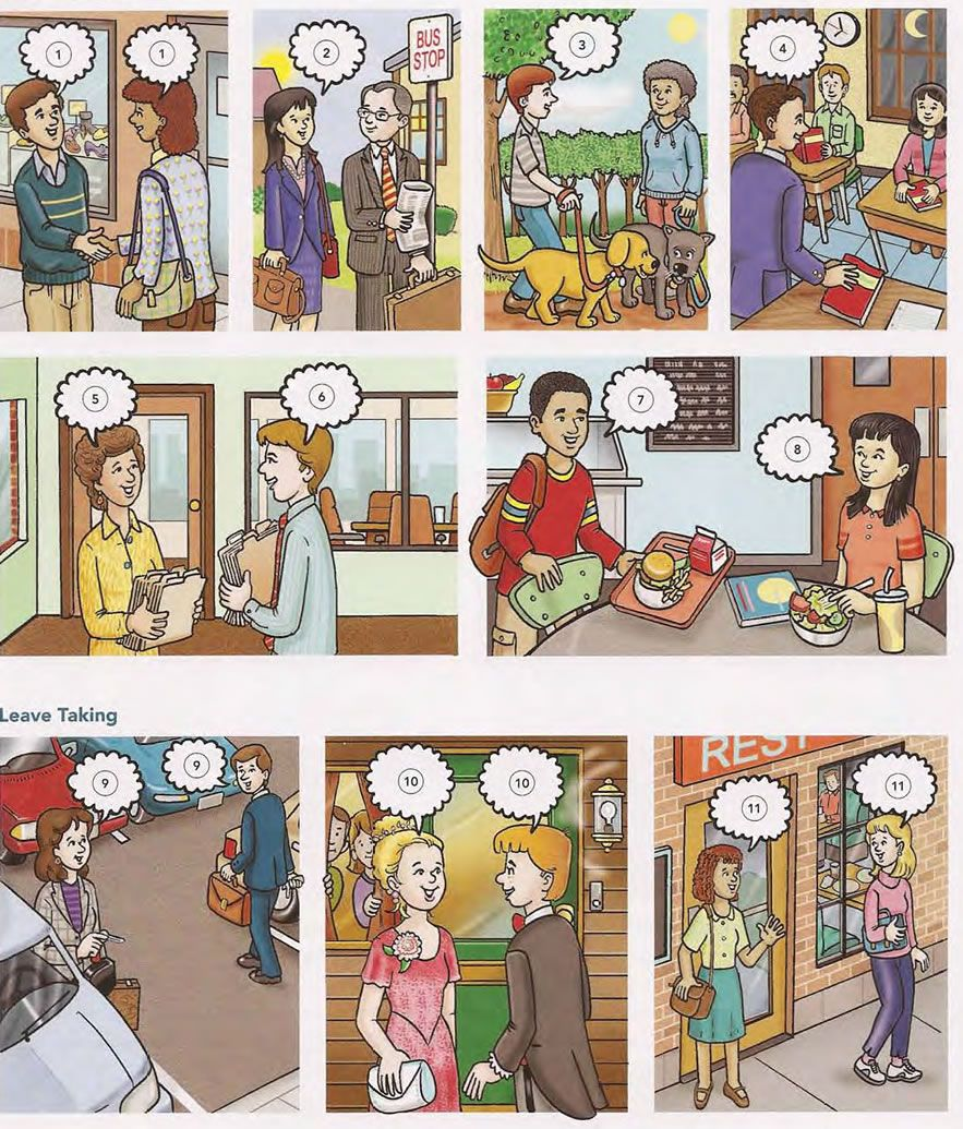 Everyday Conversation In English Pdf Esl Pinterest English