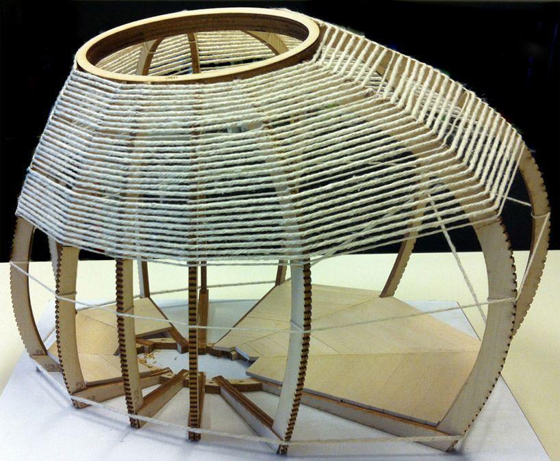 Pabellón Cuerda / Kevin Erickson