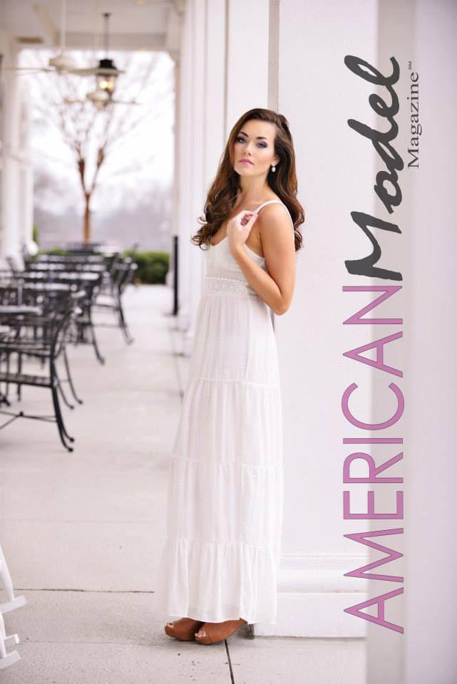 Models: Megan Johnson  Hair & Makeup: Liz Everett / Crown Style Glam  Photo: Amanda Ferguson Photography