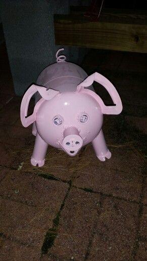 Propane pig | Crafty | Welding art projects, Metal yard art, Propane