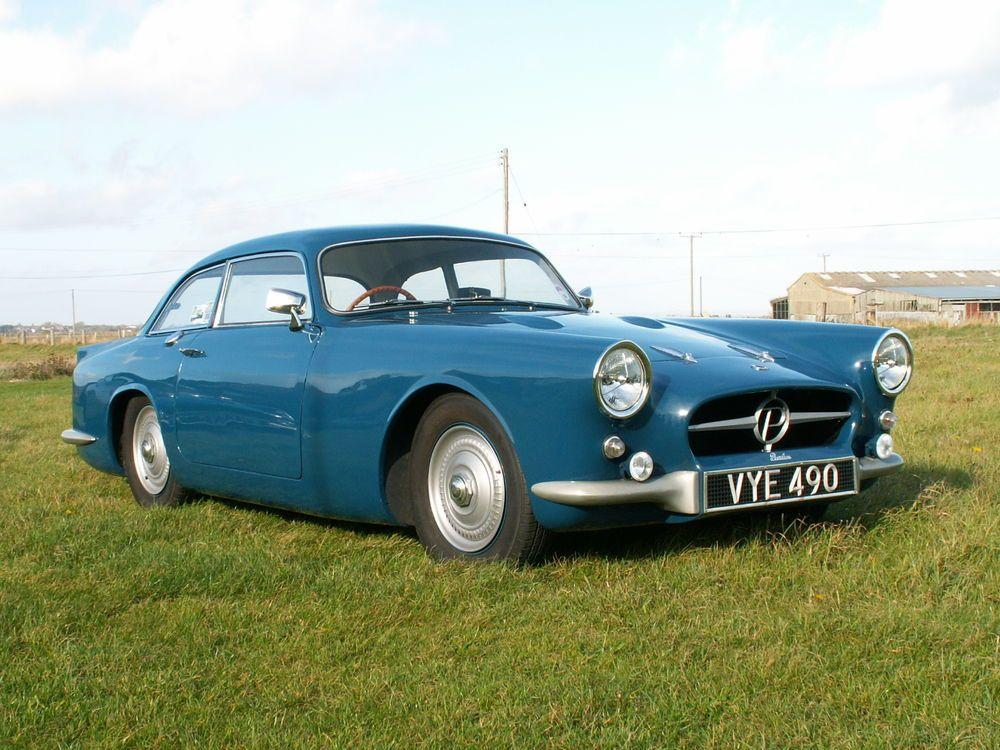 1958 Peerless GT Phase 1 1950's