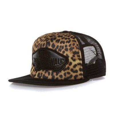 Vans Beach Girl Trucker Cap - Leopard Black  Amazon.co.uk  Shoes    Accessories e468afcb260