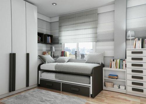 Kleines Schlafzimmer anordnen - Mission erreichbar! Wohnen - deko kleines schlafzimmer