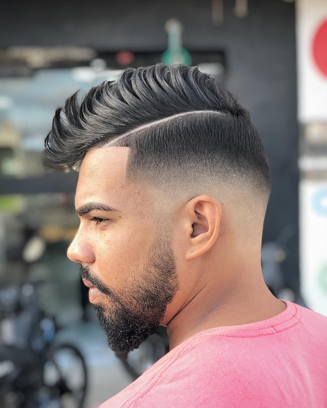 Top 100 des coiffures homme 2019