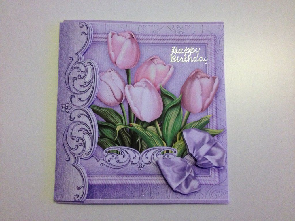 Its another handmade birthday card by Jessica078 on deviantART