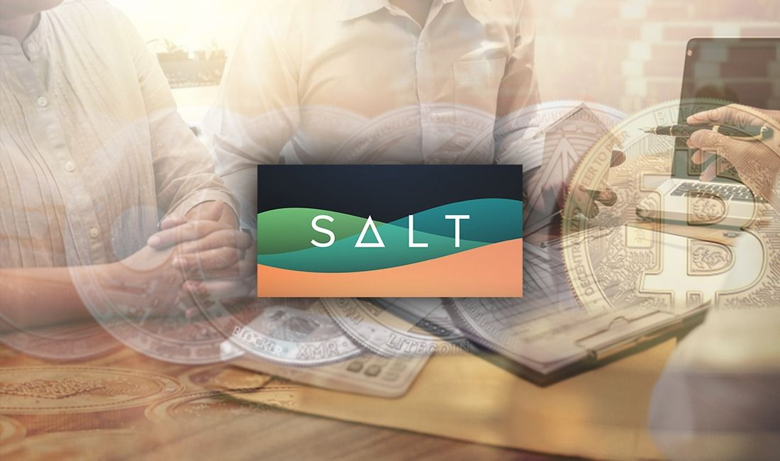 SALT, A CryptoBacked Loan Provider Now Approved In 35
