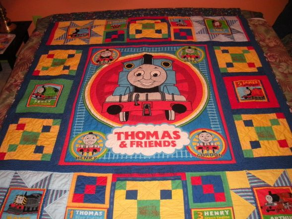 Information About Rate My Space | Love s, Blanket and Sewing projects : thomas quilt - Adamdwight.com