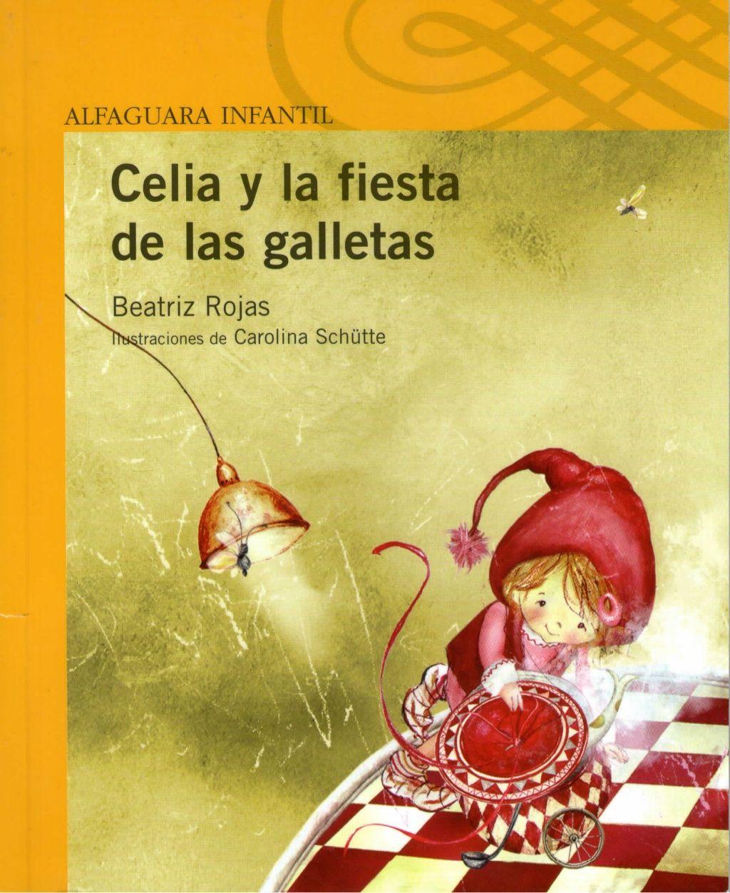 Celia y la fiesta de las galletas (1) by Karla Arenas Mena via slideshare