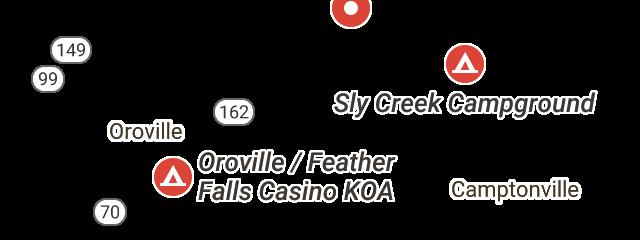 Feather falls casino map san manuel casino canelo fight