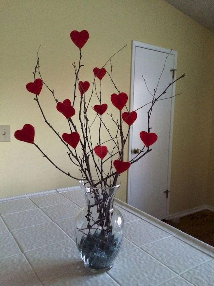 75 Romantic Valentines Day Crafts Design Ideas - Diy | Dessertpin