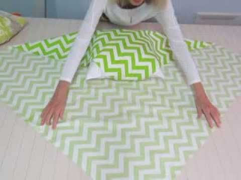 How To Sew A Pillow Cover Adorable No Sew Pillow Covereasy Enough That I Can Even Do This  Business Inspiration
