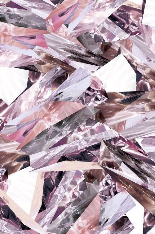 Pink Crystal Kartinki Iphone Wallpaper Wallpaper Backgrounds