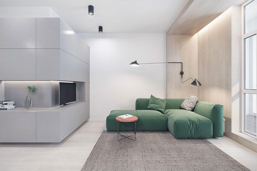 Soggiorno Minimal ~ Soggiorno minimal 01 home design pinterest interiors