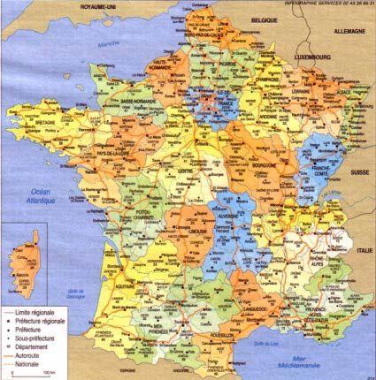 Divers Puzzle Carte De France Puzzle Gratuit Carte De France