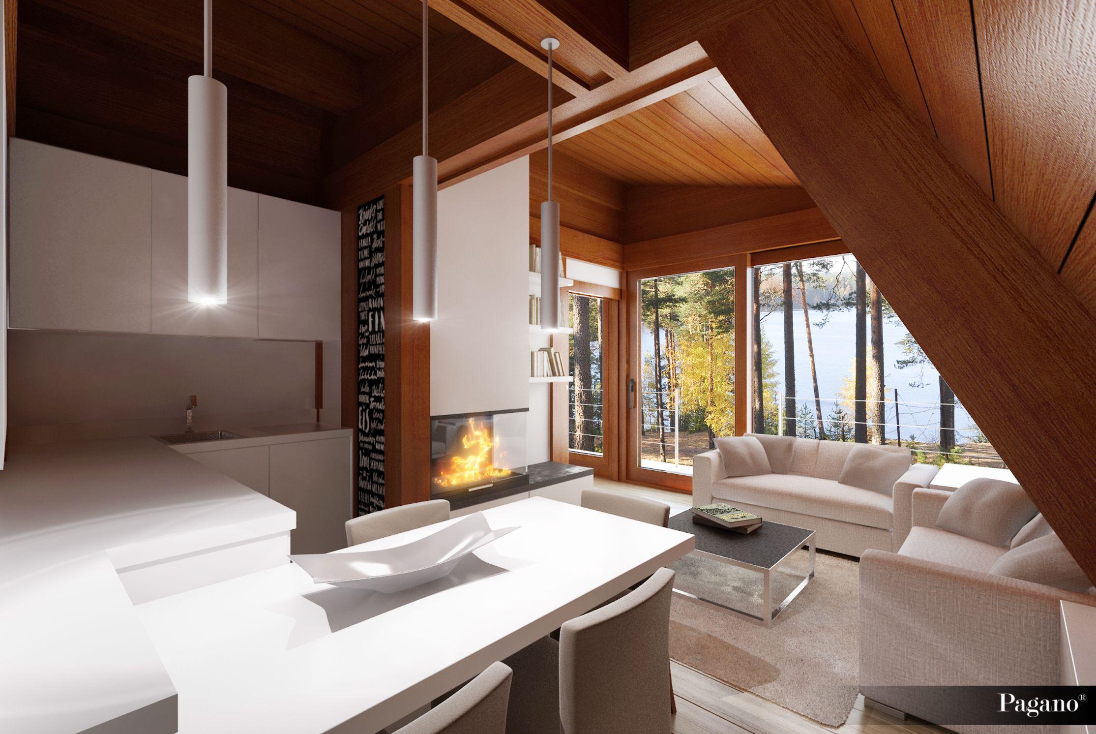 Maison en bois PAGANO Maisons en bois de luxe PAGANO