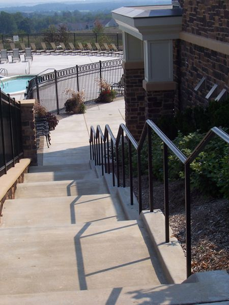 Best Image Result For Cheek Wall With Railing Steel Handrail Handrail Stainless Steel Handrail 400 x 300