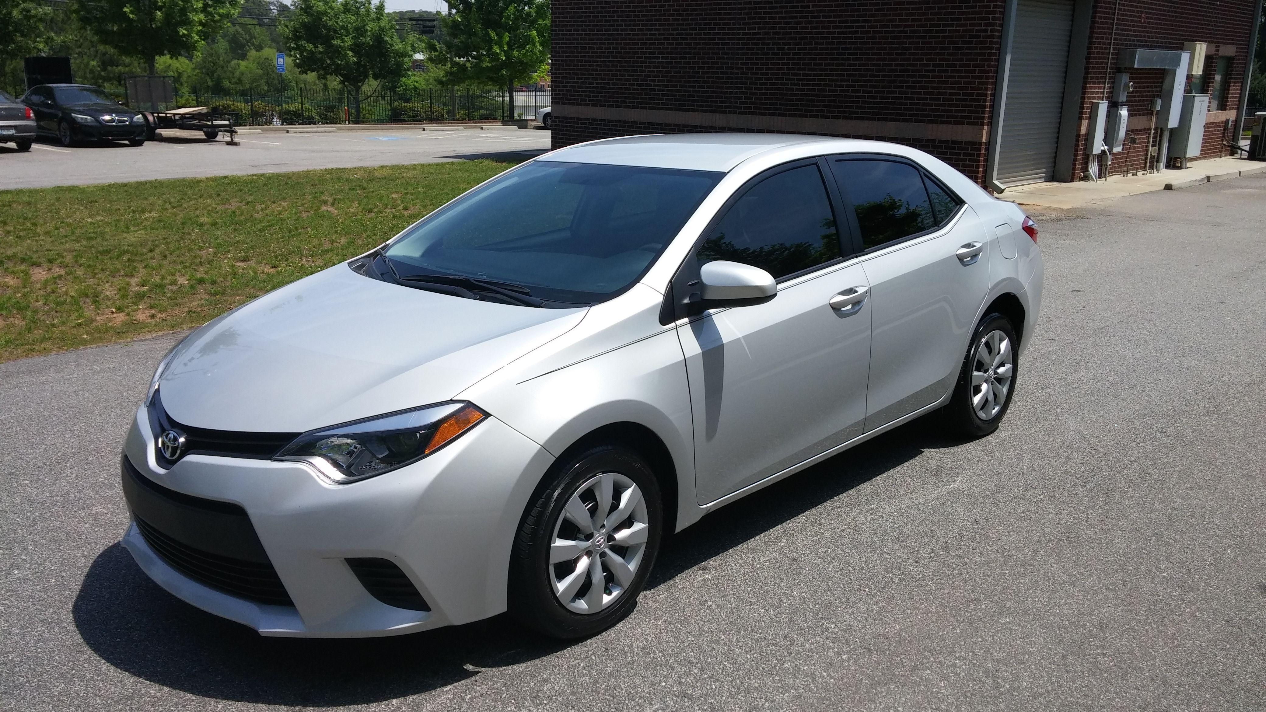 Toyota Window Tinting Warranty