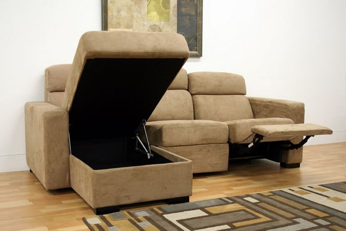 Index Living Room Design Sectional Sofas With Storage Items