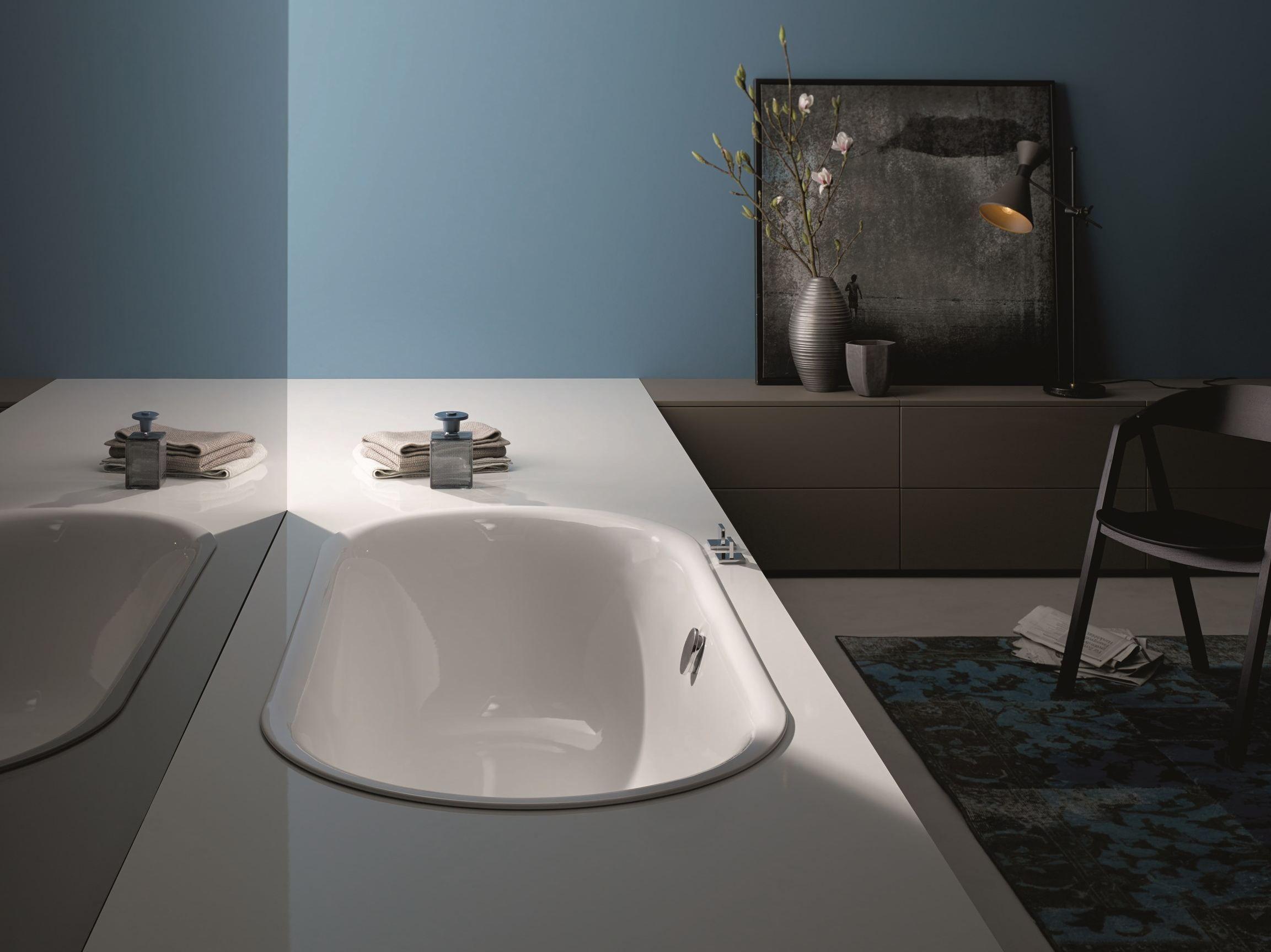 Oval Built In Bathtub Bettelux Oval By Bette Design Tesseraux Partner Built In Bathtub Bathtub Bathroom Inspiration