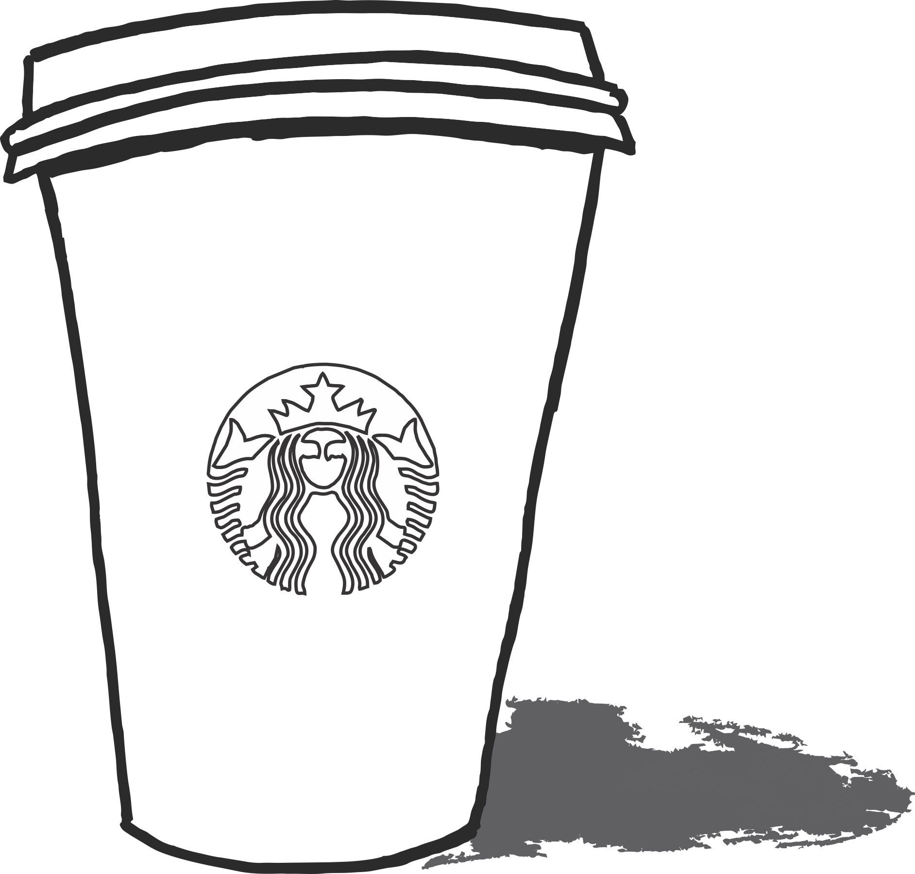 Starbucks Coloring Pages To Print Activity Shelter In 2021 Coloring Pages Coloring Pages To Print Shopkins Colouring Pages