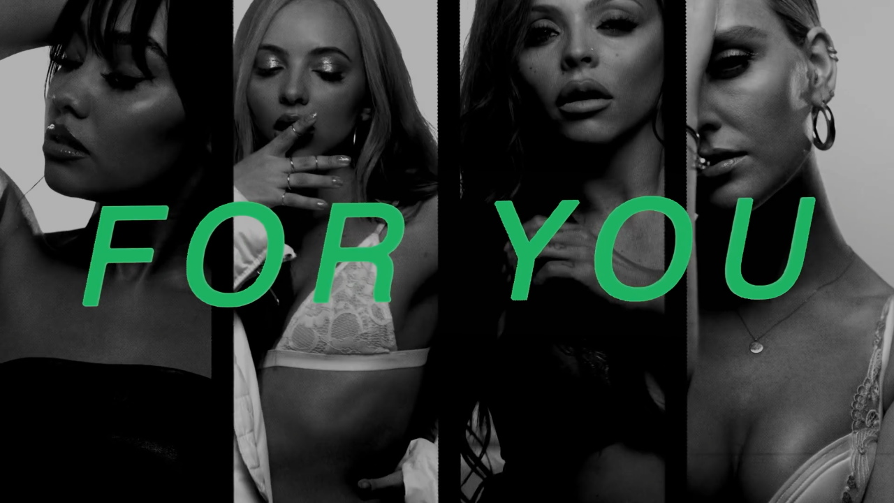 Little Mix Think Abou Us Lyric Video Little Mix Ty Dolla Ign Lyrics