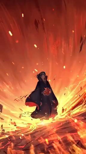 Uchiha Itachi Video Naruto Uzumaki Anime Naruto Naruto Fotos Itachi uchiha wallpaper en movimiento