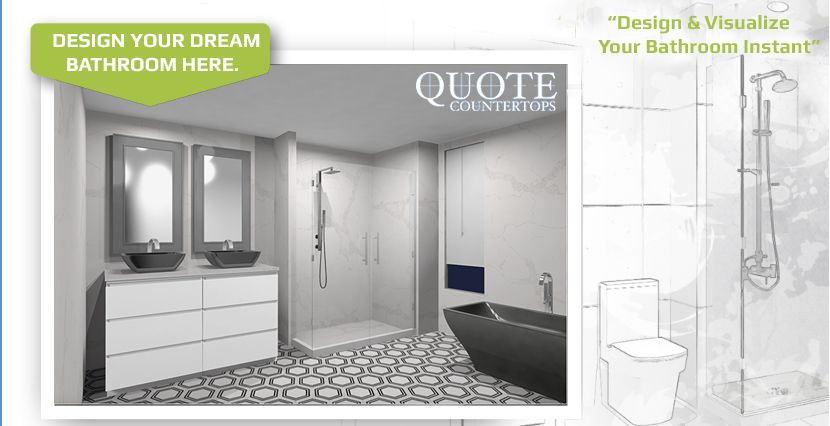Click Here And Instantly Start Designing Your Own Bathroom
