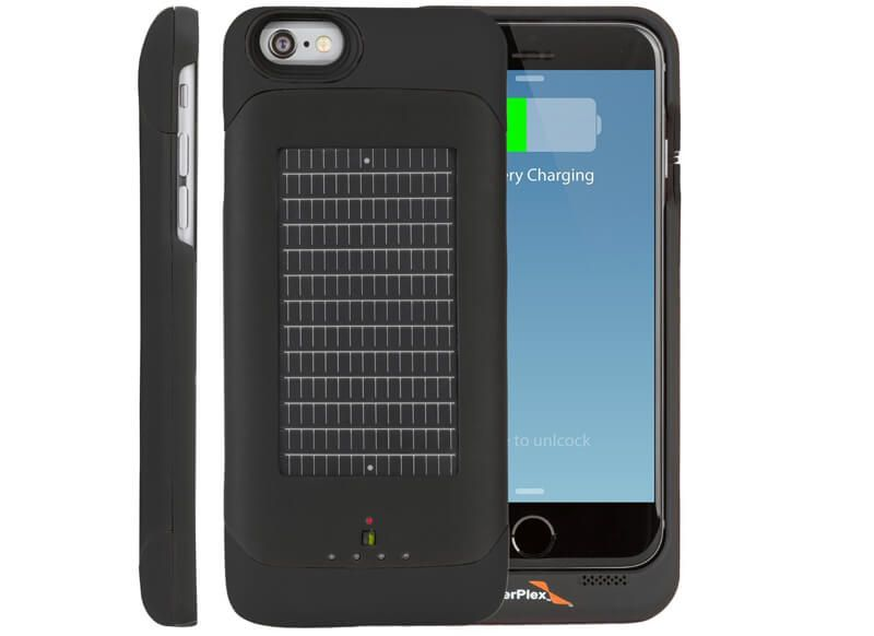 Enerplex Surfr Solar Charging Case For Iphone 6 6s Emergency Solar Charger And Power Backup For Yo Portable Solar Power Cool Phone Cases Portable Solar Panels