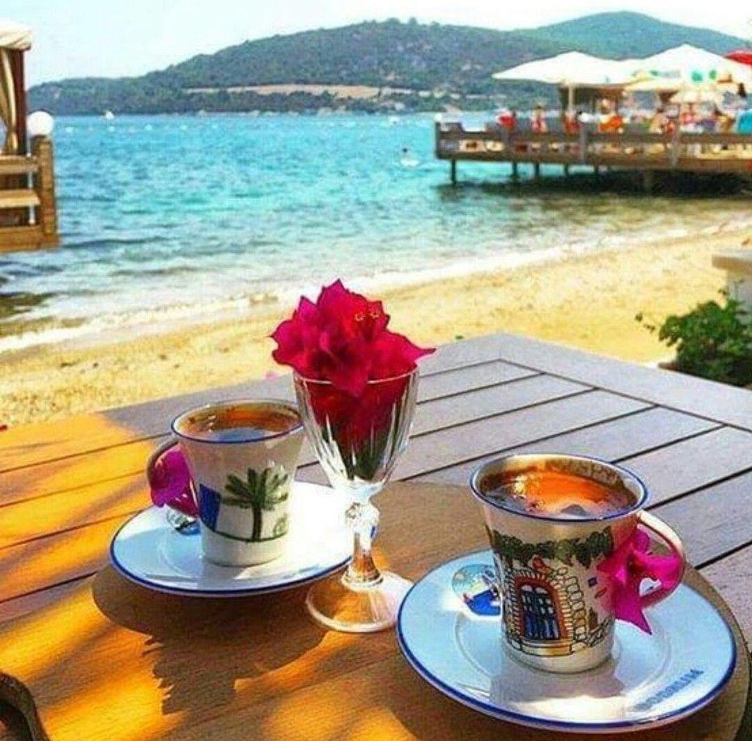 Открытки с добрым утром на море в турции, картинка