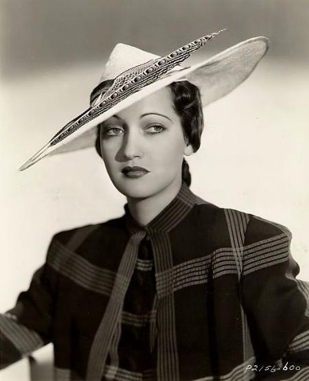 Dorothy Lamour, 1940s.