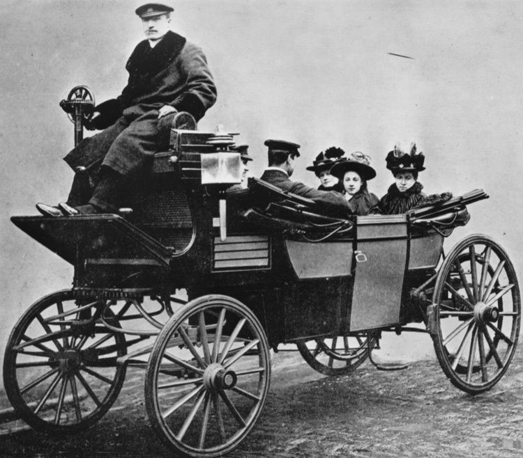 The weird, secret history of the electric car and why it disappeared ...
