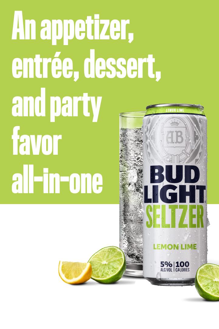 New Bud Light Seltzer Bud Light Favorite Lighting Alcohol Drink Recipes