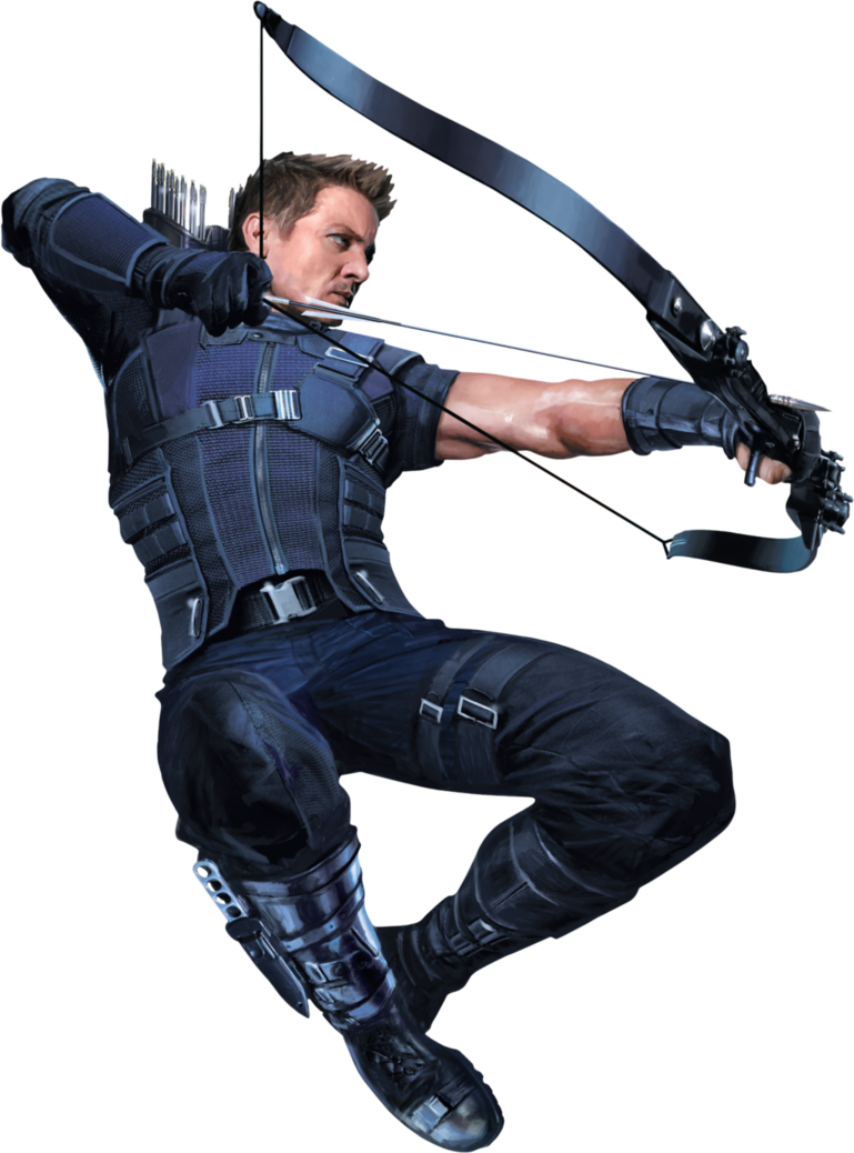 Captain America: Civil War - Hawkeye 01 PNG by ...
